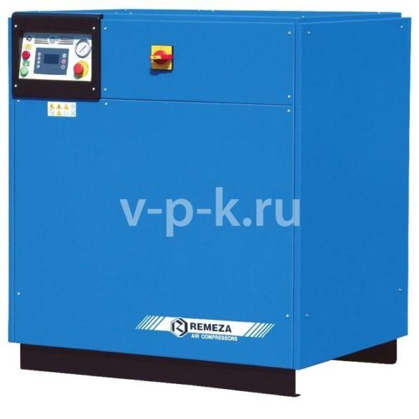 Ремонт винтового компрессора REMEZA ВК40Т-10 Д