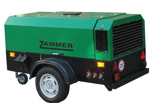 Ремонт винтового компрессора ZAMMER 5.5/07-WRT