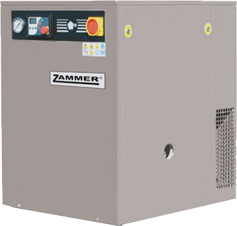 Ремонт винтового компрессора ZAMMER SK4-8
