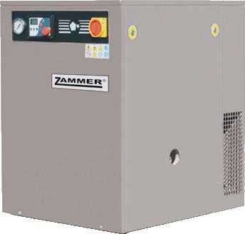 Ремонт винтового компрессора ZAMMER SK5