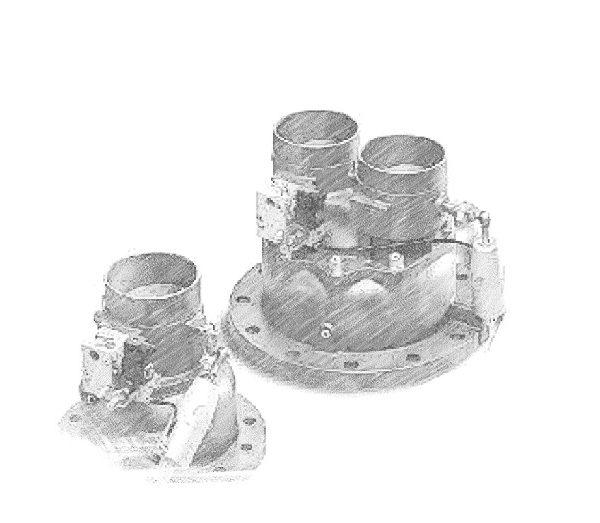 Всасывающий клапан компрессора