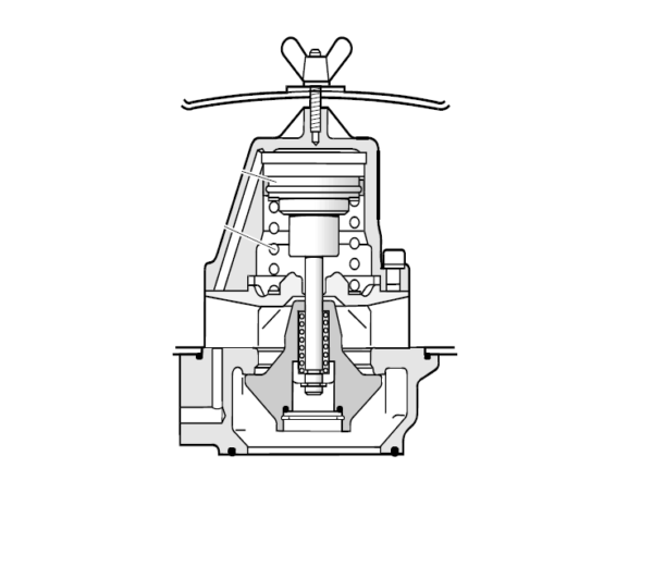 Клапан высасывающий Rotorcomp