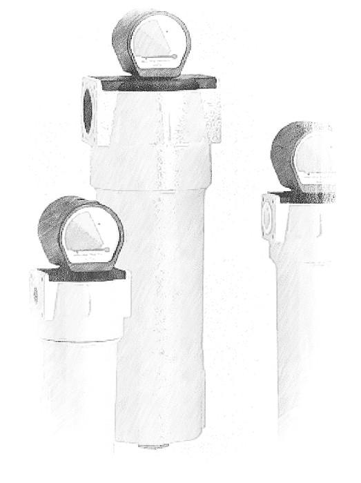 Магистральный фильтр Kraftmann