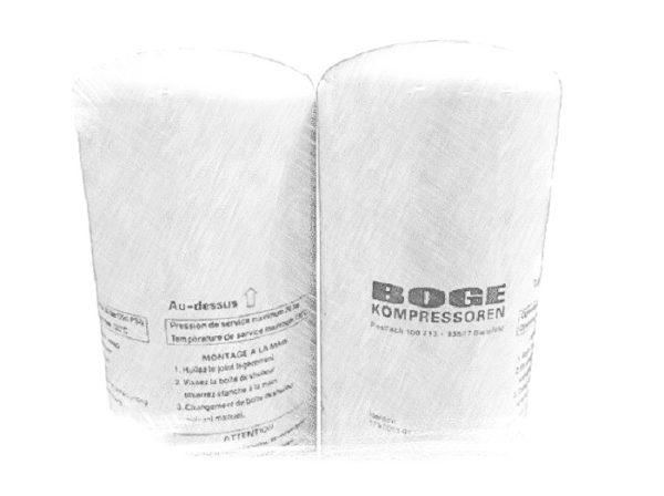Фильтры для Boge