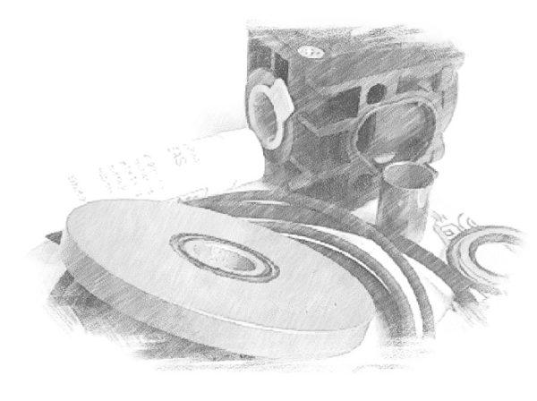 Ремкомплект разгрузочного клапана Ceccato