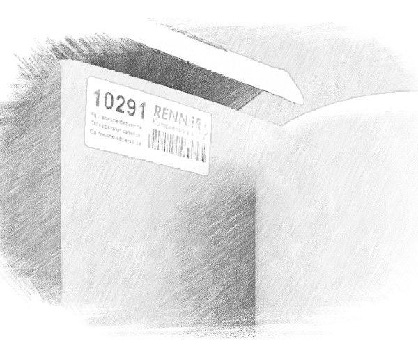 Сепаратор для Renner RS
