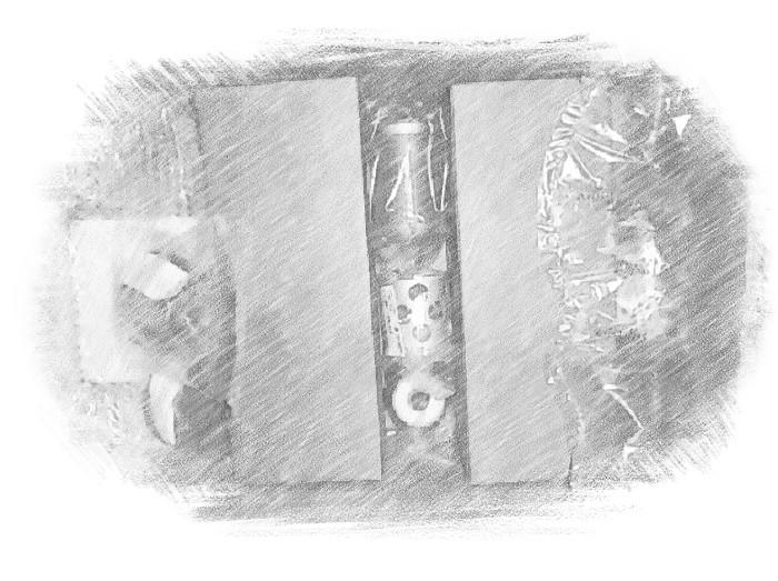 Service-Kit A Donaldson HED, ALD, MSD