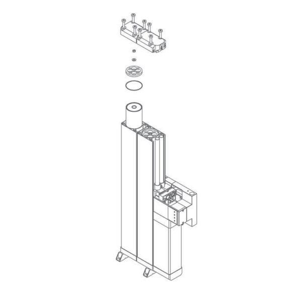 Service-Kit A Donaldson Ultrapac