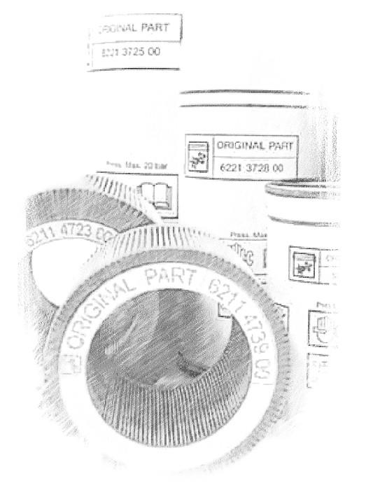 фильтры компрессора ABAC