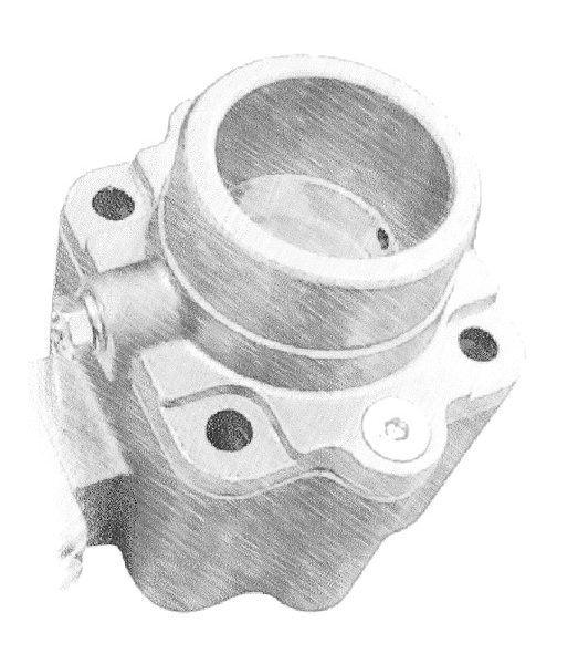 Впускной клапан ABAC